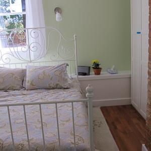 Garden Family Suite - Bedroom